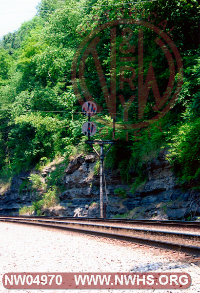 Postion Light Signal-Wbd, Color, @ Wharncliffe, WV