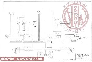 NWHS Archives Doents on locomotive engineering drawings, locomotive lights, locomotive suspension, locomotive operating manuals, locomotive electrical, locomotive dimensions, locomotive assembly, locomotive parts, locomotive repair, locomotive maintenance, locomotive technical drawings, locomotive tools, locomotive sketches, locomotive battery,