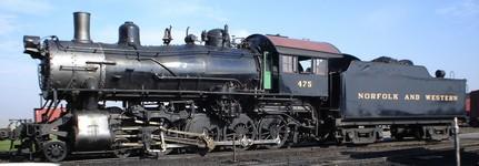 Surviving NW Steam Locomotives